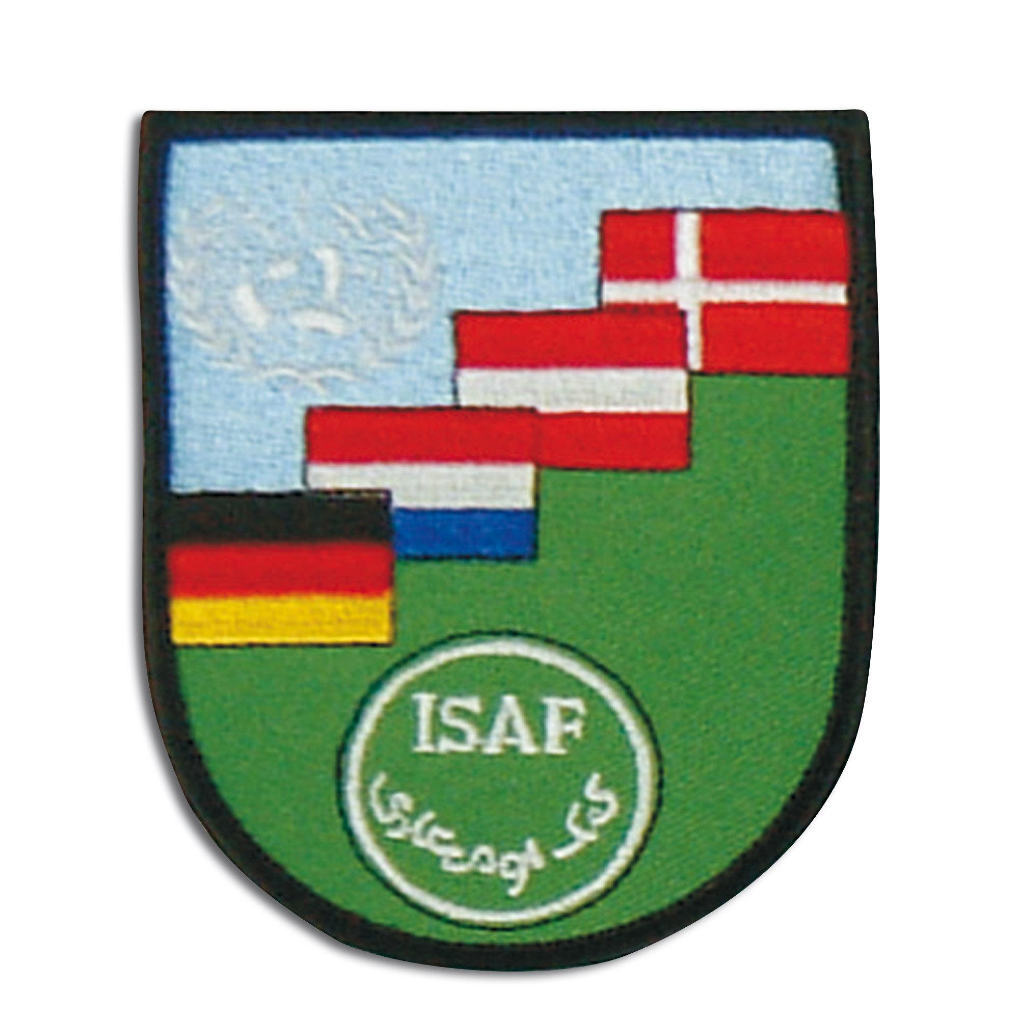 Abzeichen ISAF-Multination