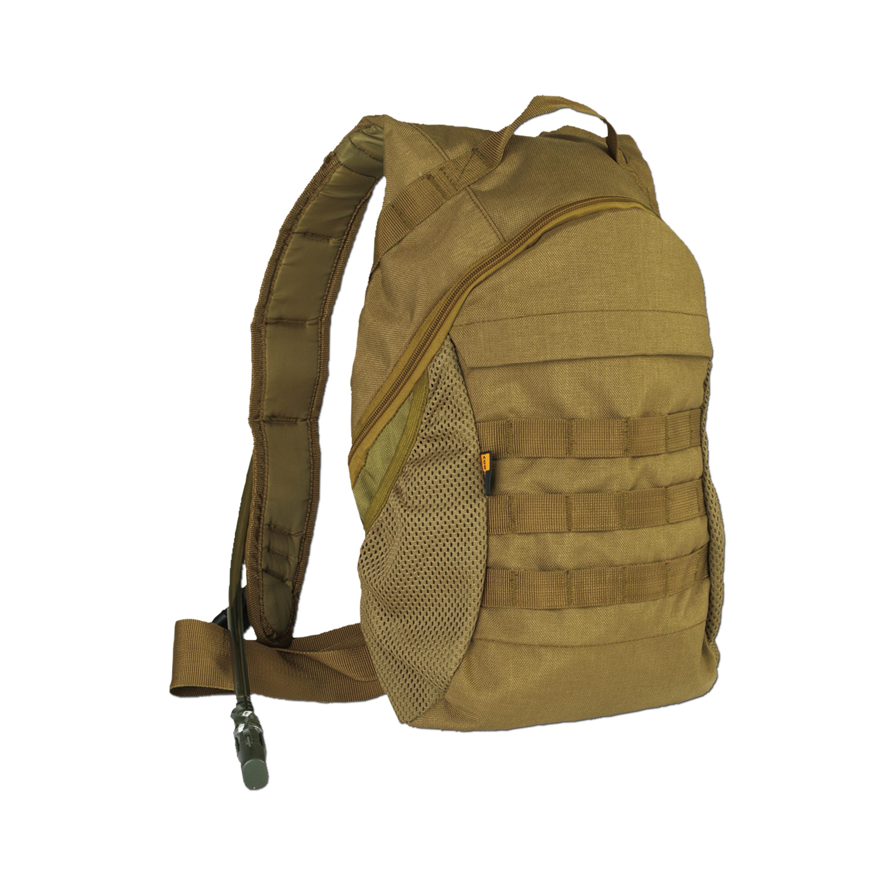 Waterpack Rucksack Mil-Tec 3 L coyote