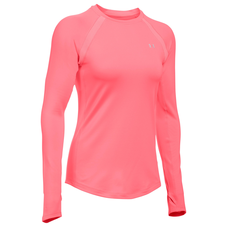 Under Armour Women Shirt ColdGear pink