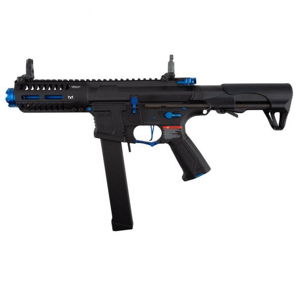 G&G Airsoft Gewehr ARP 9 SKY 0.5 Joule AEG schwarz blau