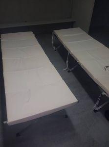 Matelas pour lit de camp
