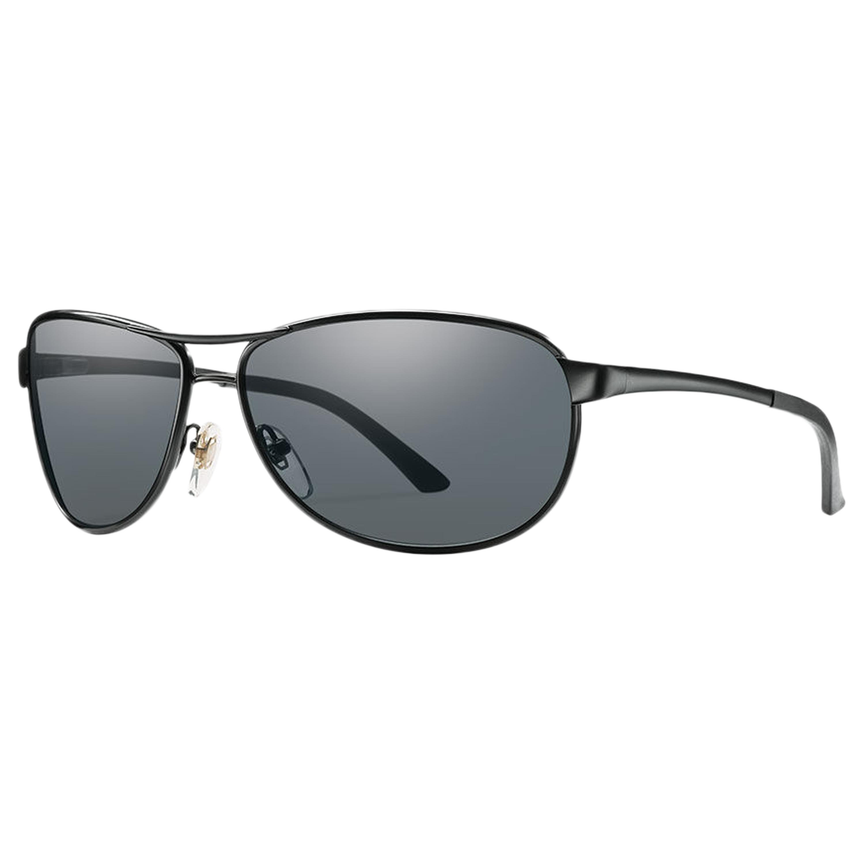 Smith Optics Brille Gray Man Elite matt schwarz graues Glas