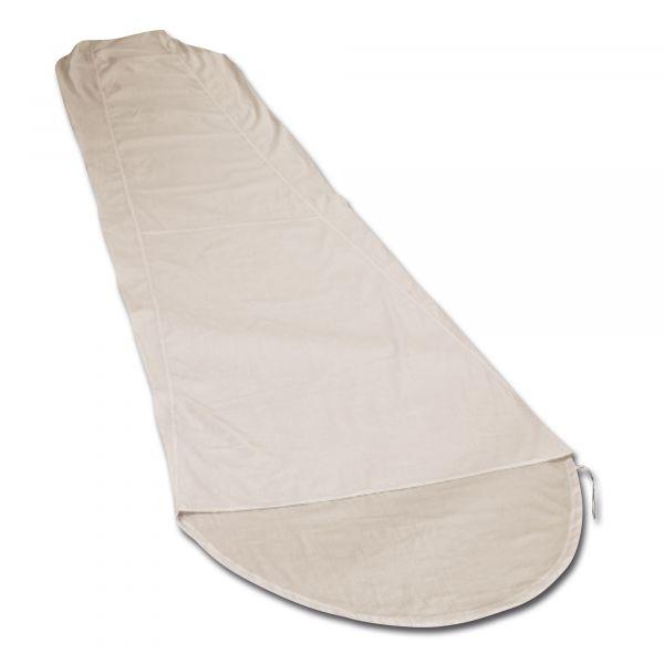 Nordisk Schlafsack Inlett Baumwolle Mumienform