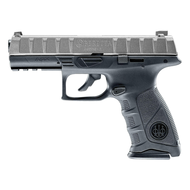 Beretta Luftpistole APX 4.5 mm grau