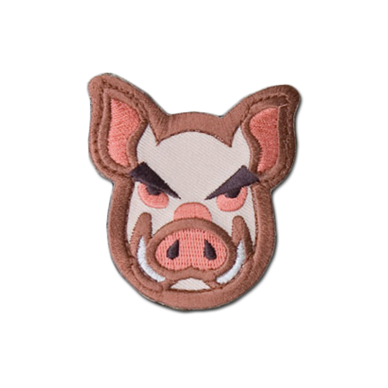 MilSpecMonkey Pig Head full color