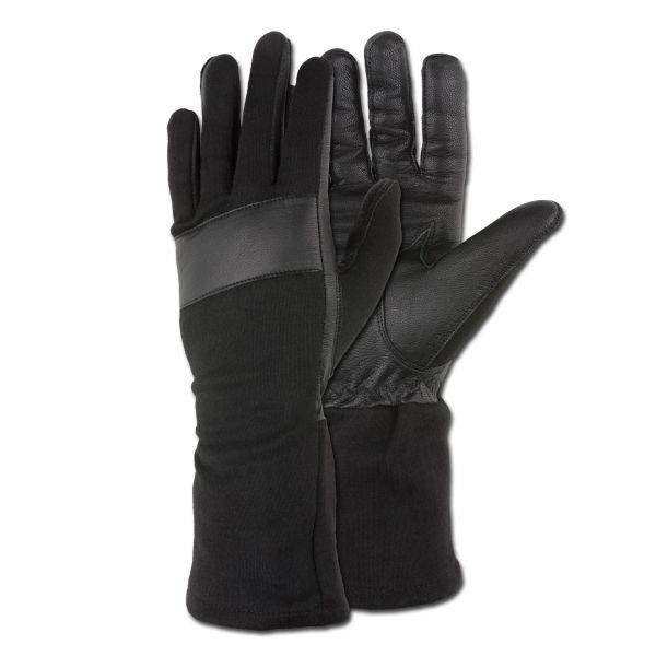 BW Kampfhandschuhe schwarz