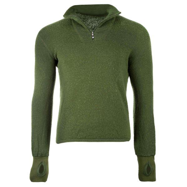 Woolpower Unterhemd lang KSK 200 grün gebraucht