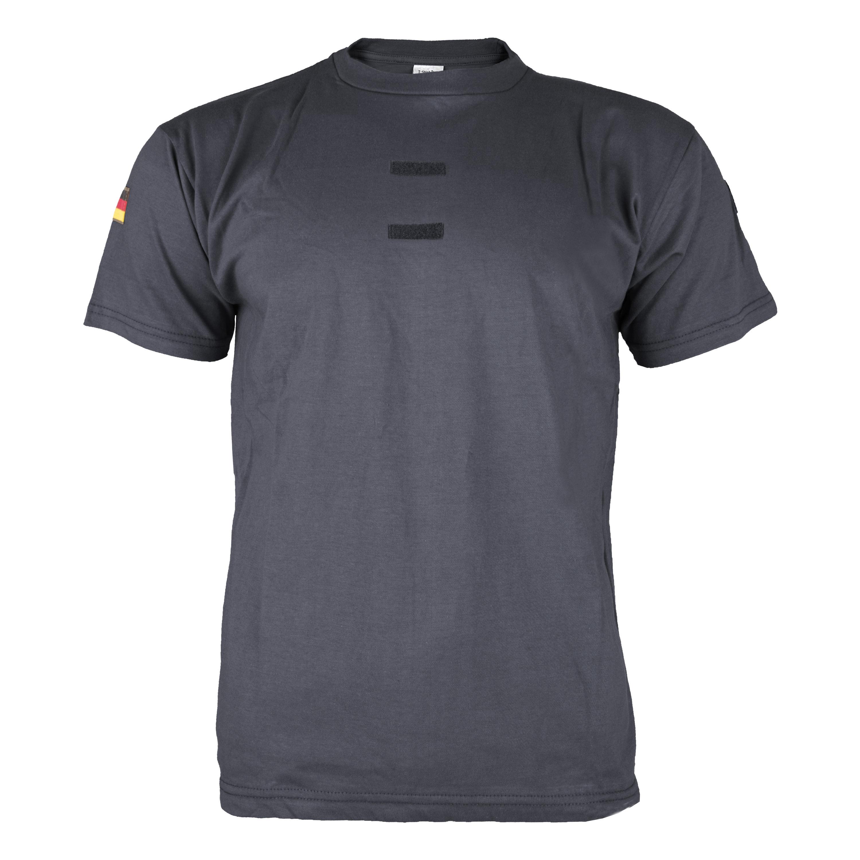 BW Unterhemd schwarz mit Hoheitsabzeichen