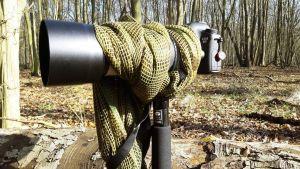 Écharpe de camouflage