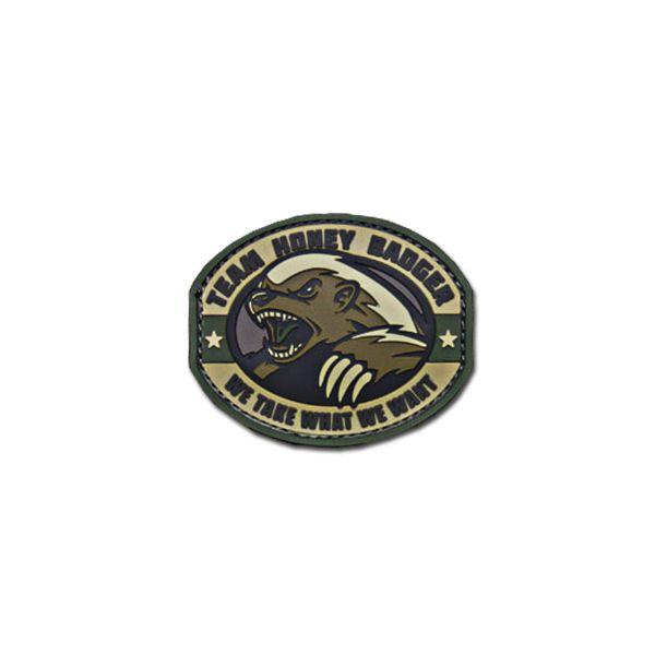 MilSpecMonkey Patch Honey Badger PVC multicam
