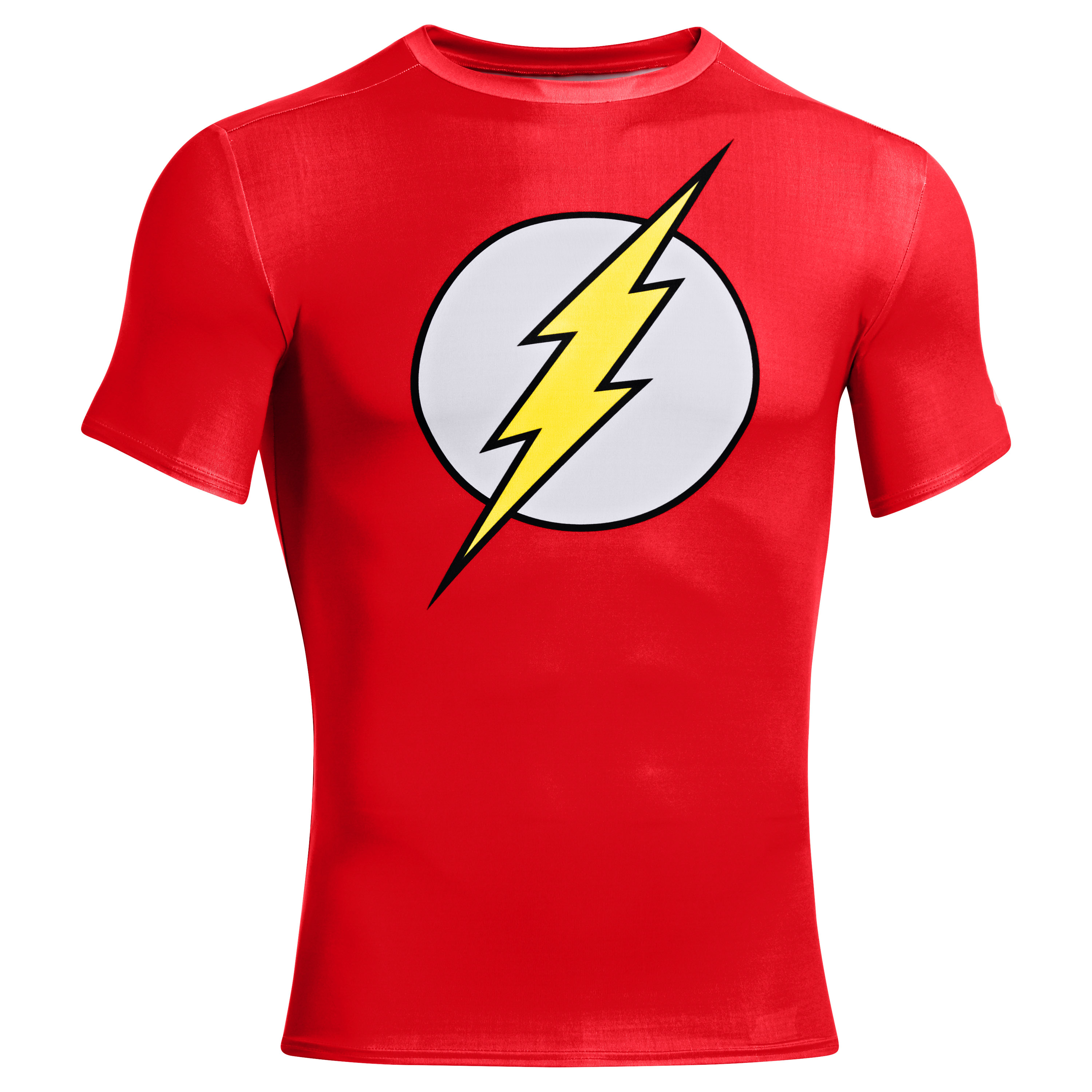 Under Armour Shirt Alter Ego The Flash rot