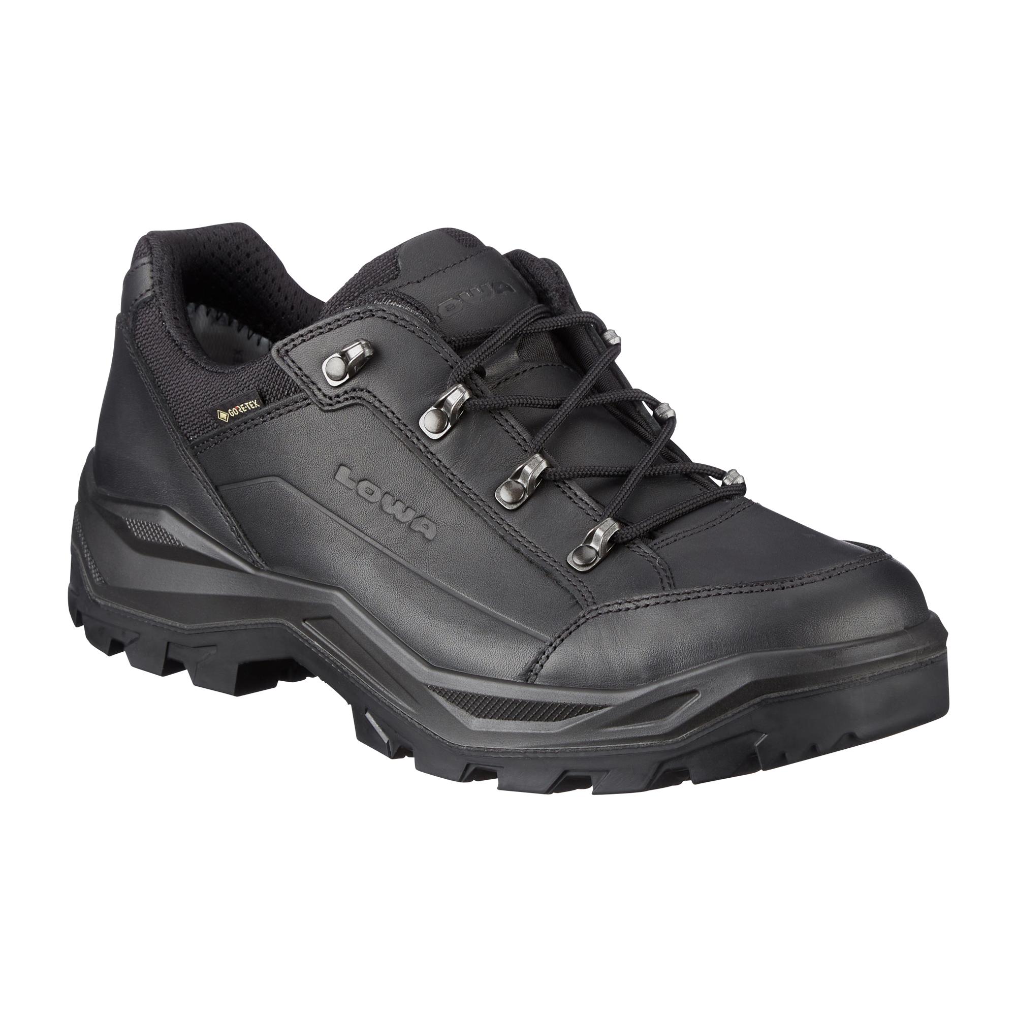 LOWA Schuhe Renegade II GTX LO TF schwarz