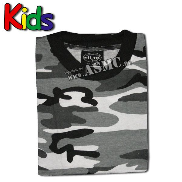 Kinder T-Shirt urban