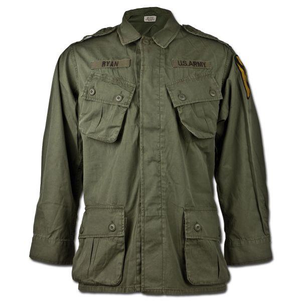 US Jacke Mil-Tec M64 Vietnam oliv