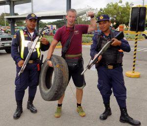 Lauftraining Philippinen