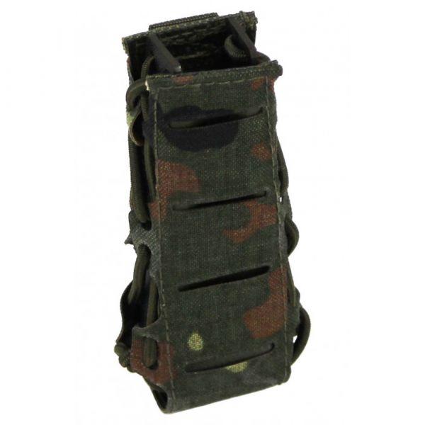 Zentauron Schnellziehtasche Pistole LC flecktarn