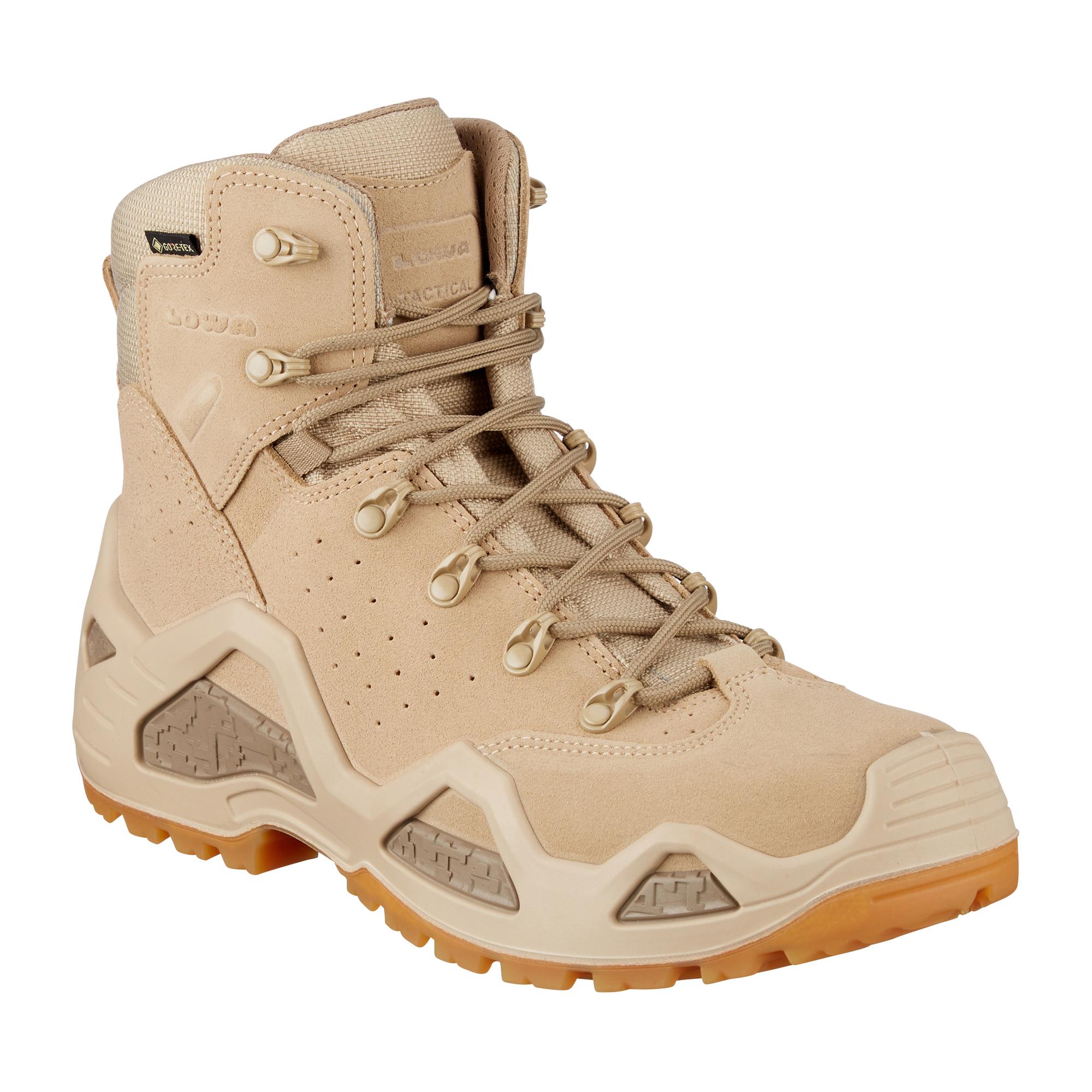 Stiefel LOWA Z-6S GTX® desert