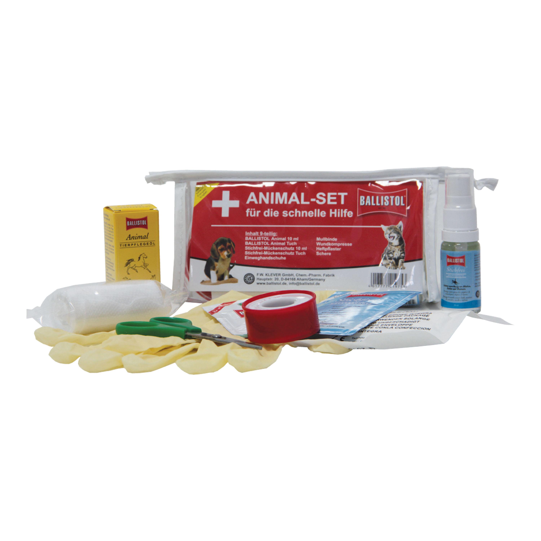 Ballistol Animal Erste Hilfe Set