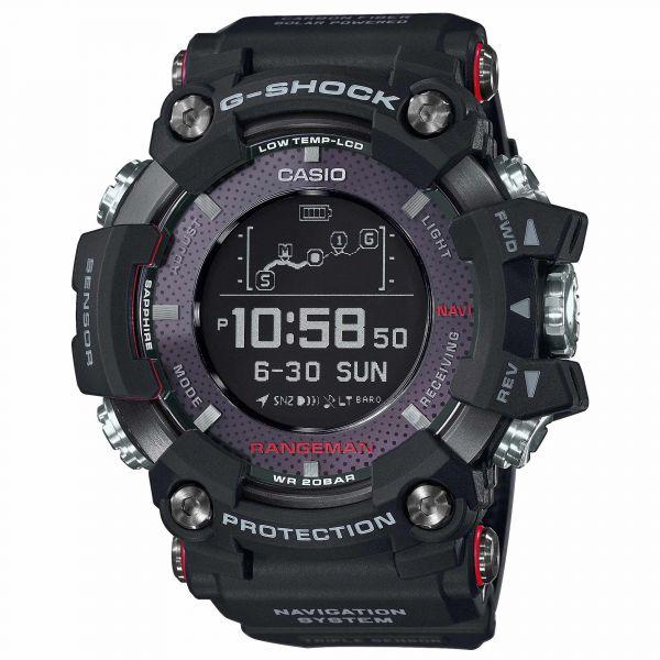 Casio Uhr G-Shock Rangeman GPR-B1000-1ER schwarz