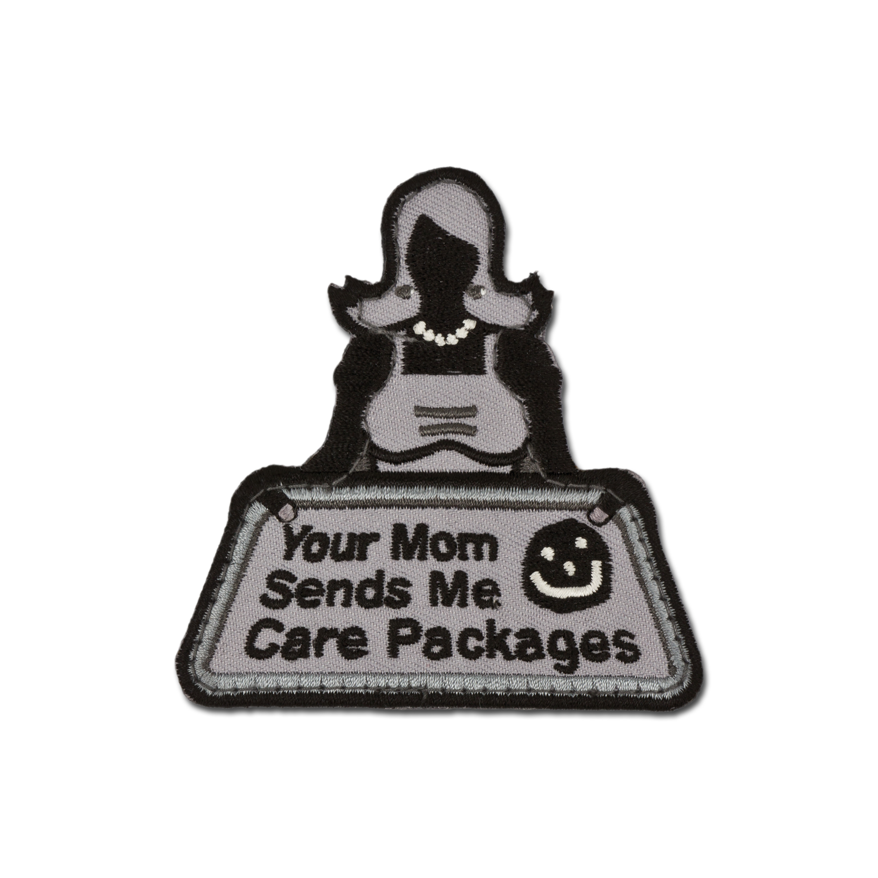MilSpecMonkey Patch Your Mom Sends swat