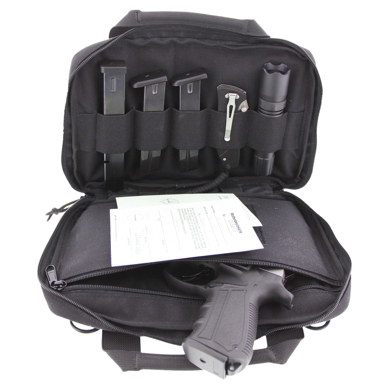 COPTEX Pistolentasche schwarz
