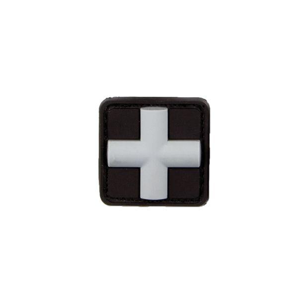 3D-Patch Red Cross Medic swat 25mm