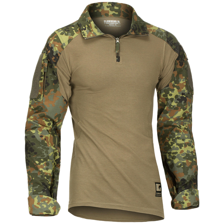 ClawGear Combat Shirt MK III flecktarn