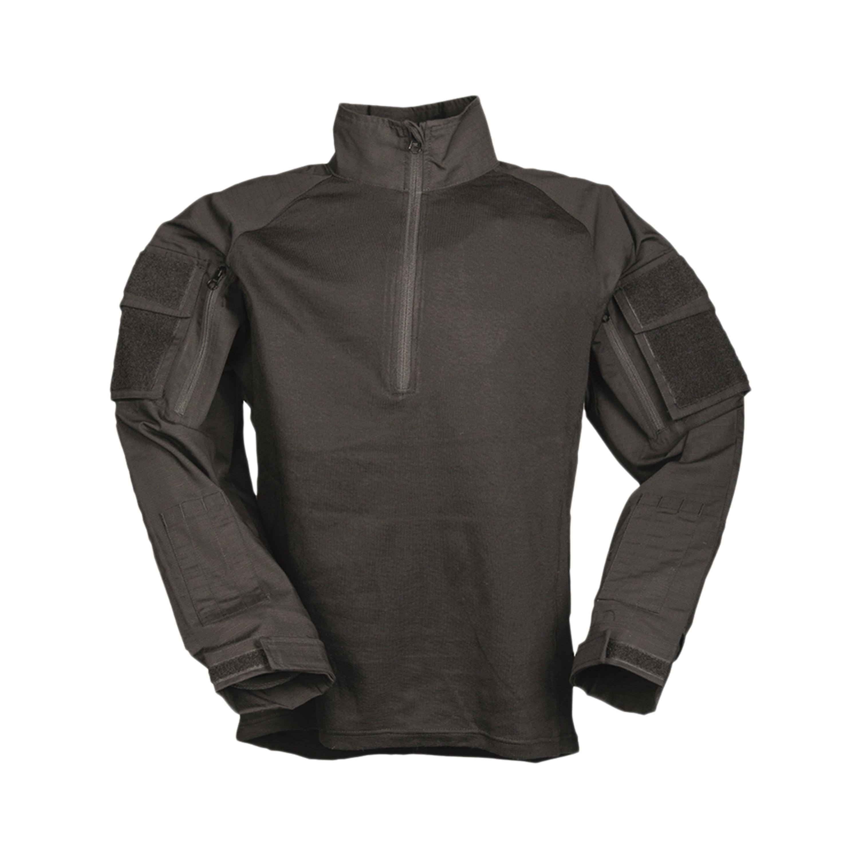 Combat Shirt flammhemmend schwarz