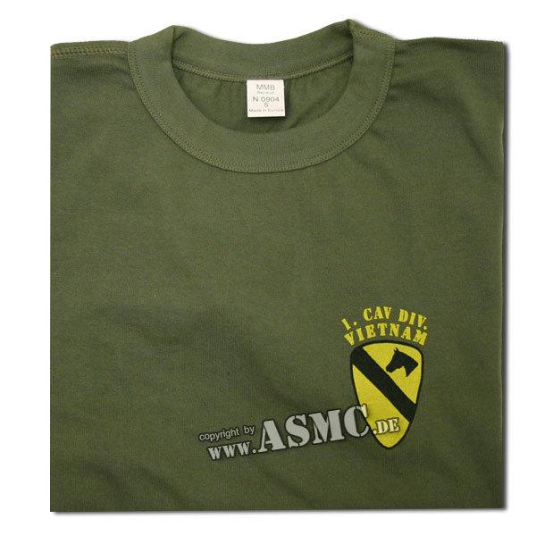 T-Shirt 1.Cav. Div. Vietnam
