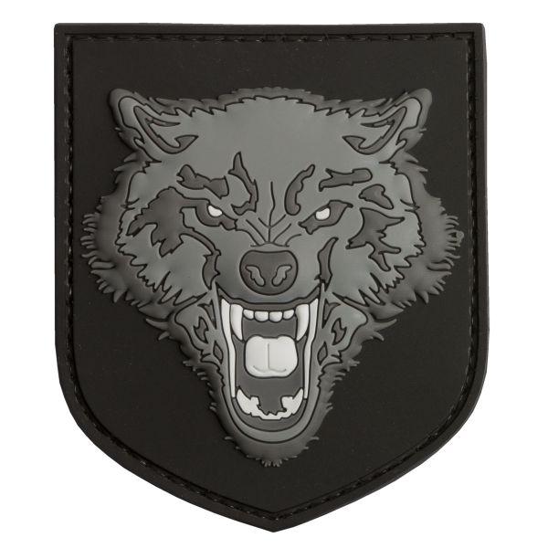 TAP 3D Patch Wolf grau