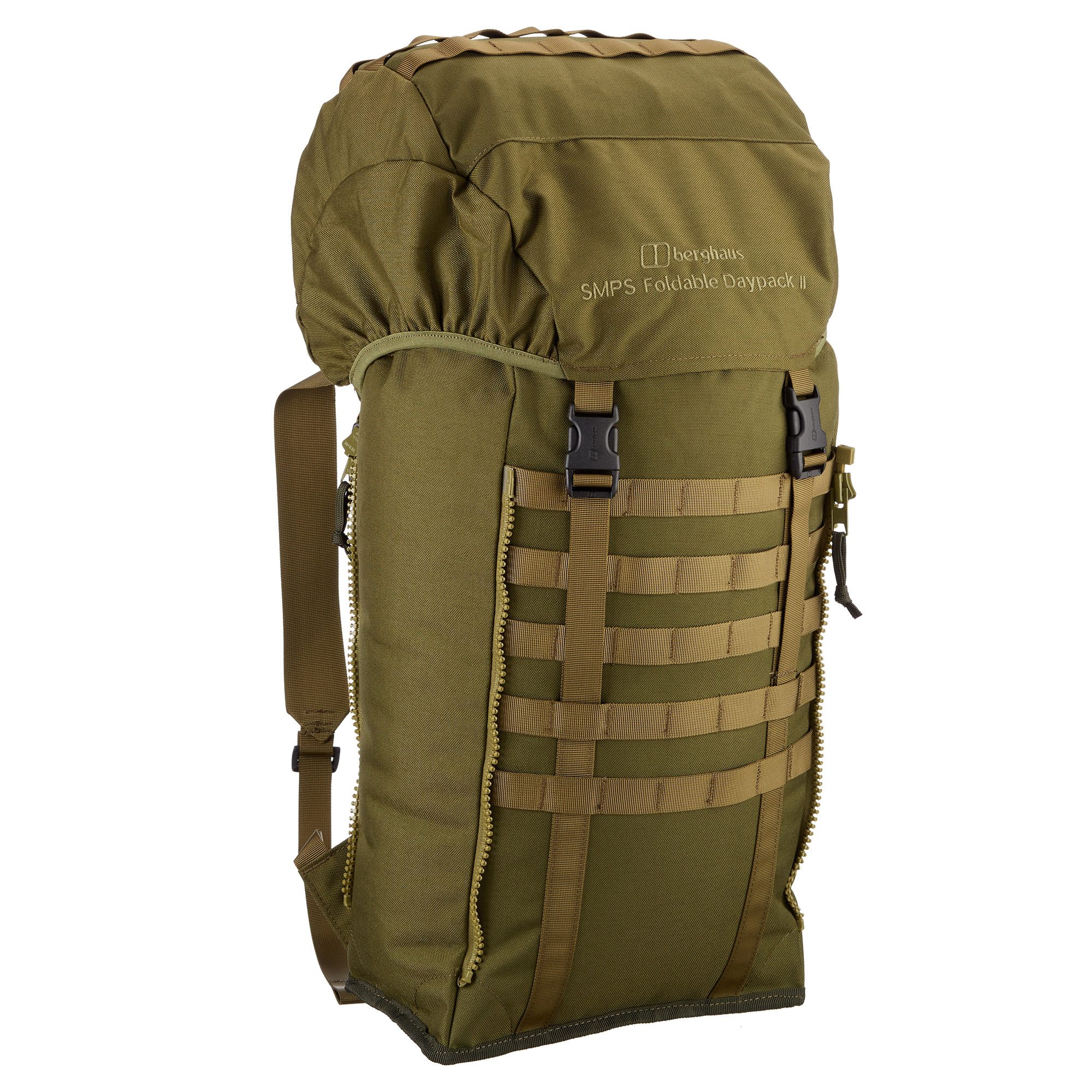 Berghaus SMPS Foldable Daypack II cedar
