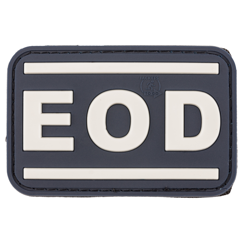 3D-Patch EOD Polizei-Blau