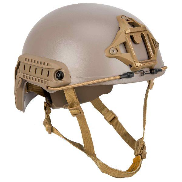 FMA Helm Ballistic High Cut XP L/XL dark earth
