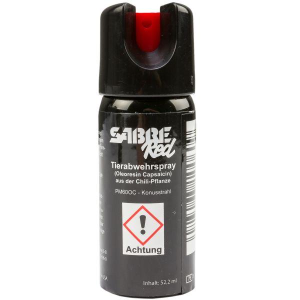 Sabre Red Pfefferspray M-60L-OC Sprühstrahl 52.2 ml