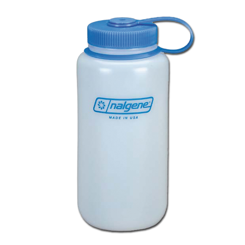 Nalgene HDPE-Flaschen Loop-Top 1 L