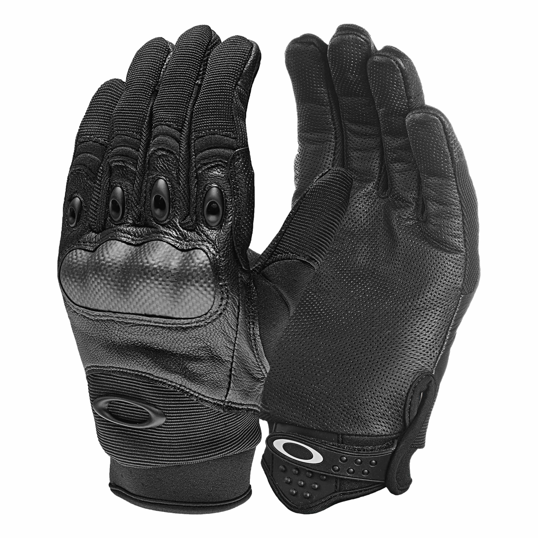 Handschuhe Oakley Factory Pilot schwarz