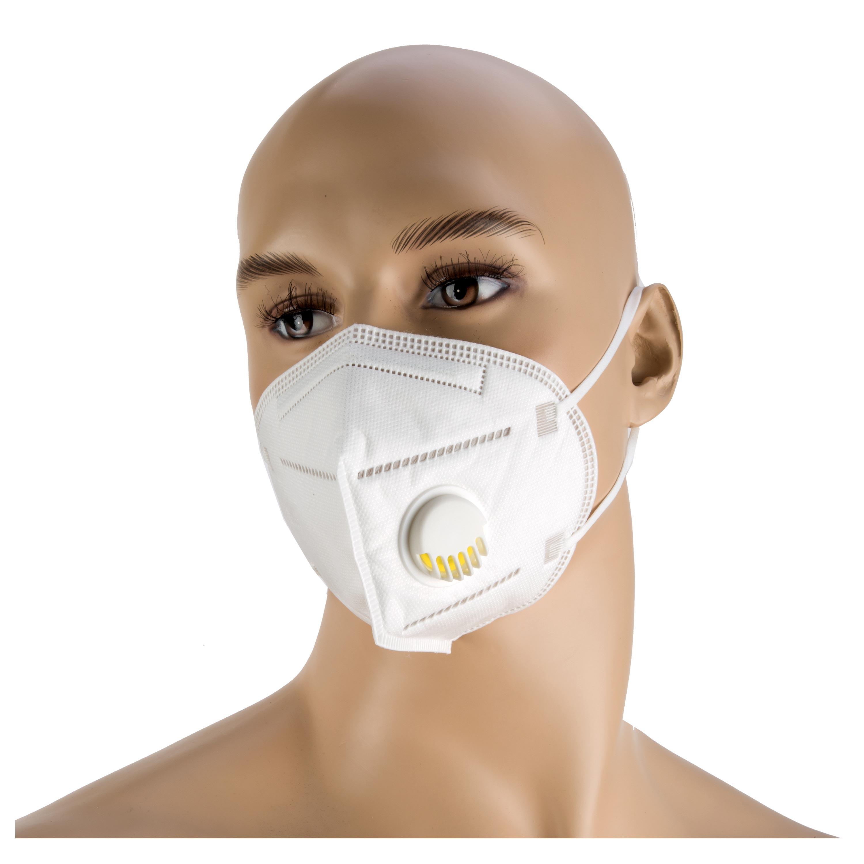 Schutzmaske KN95 mit Ventil