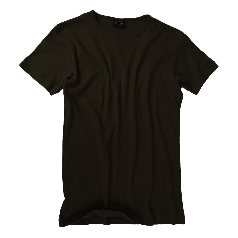 T-Shirt Body Style schwarz