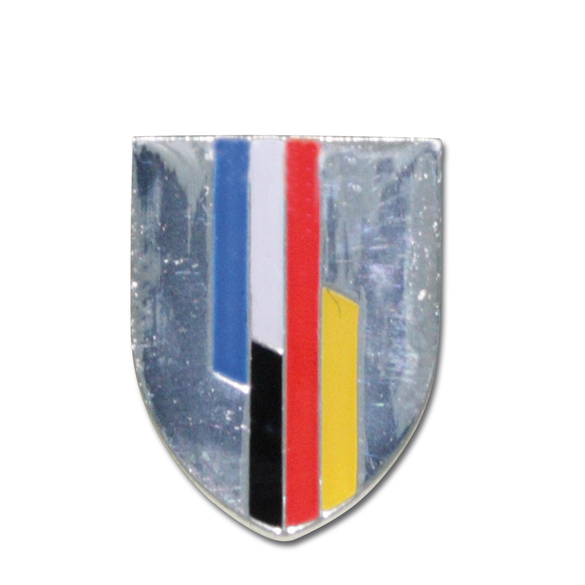 Pin Mini Metall D/F Brigade