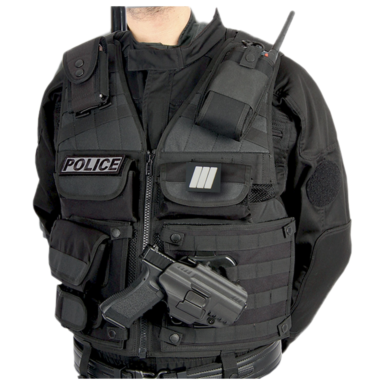 GK Pro taktische Einsatzweste Police