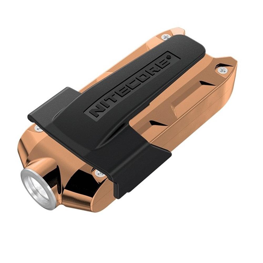 Nitecore Schlüsselanhängerlampe TIP kupfer
