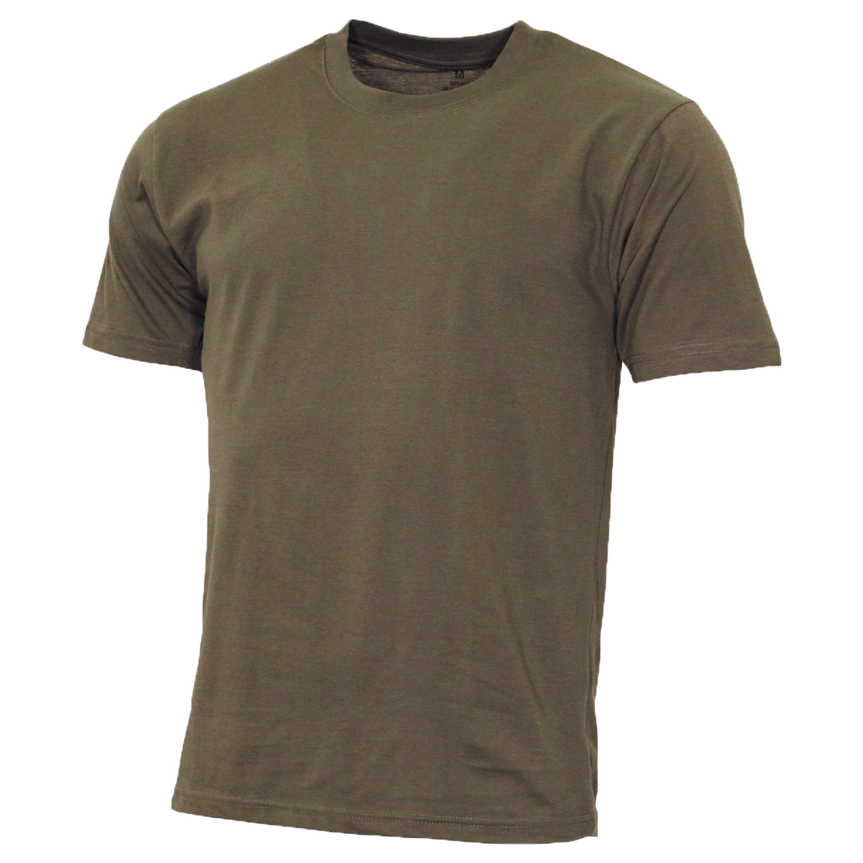 MFH T-Shirt US Streetstyle oliv