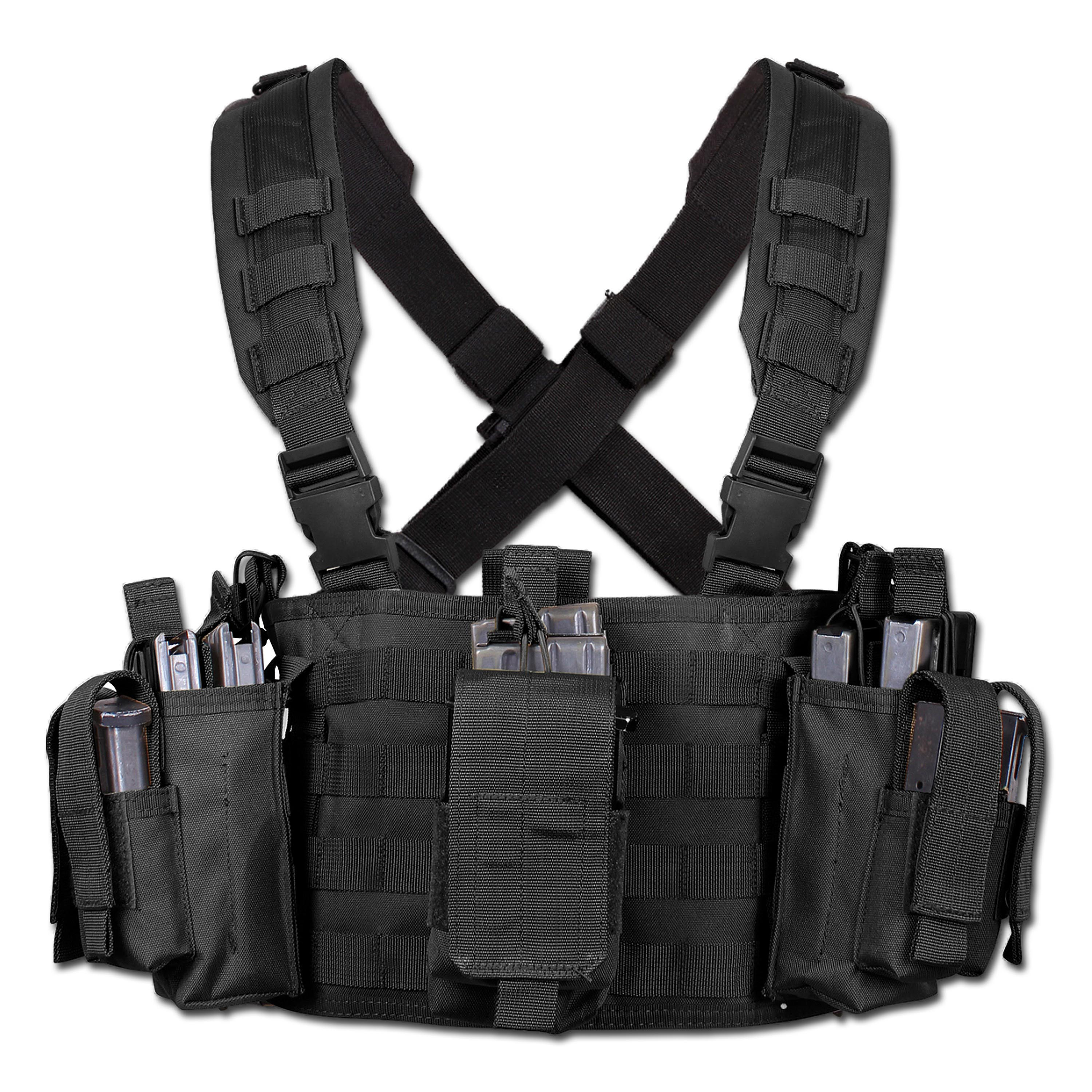 Chest Rig Rothco Operators Tactical schwarz
