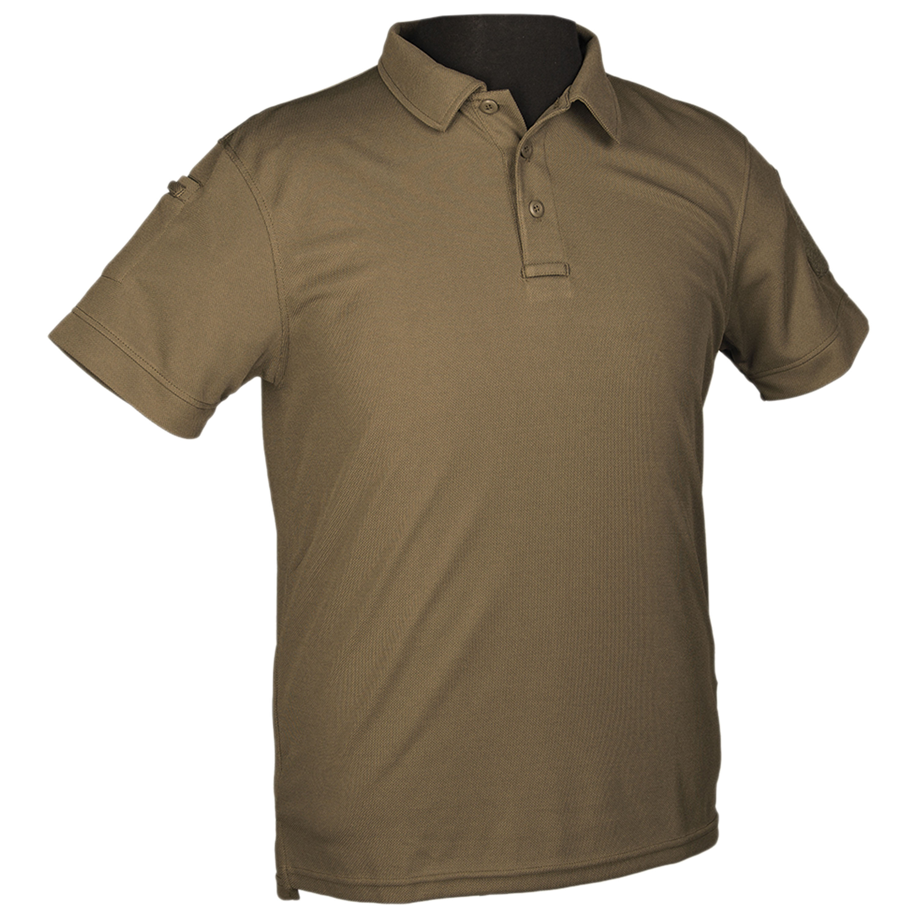 Poloshirt Tactical Quickdry oliv