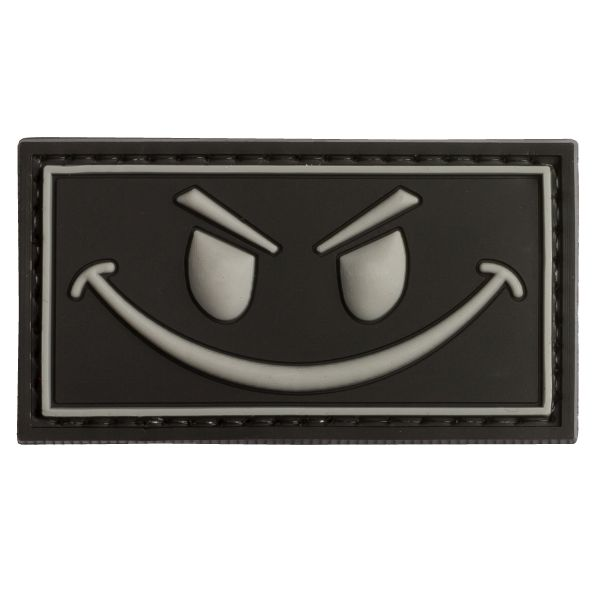 TAP 3D Patch Evil Smiley swat