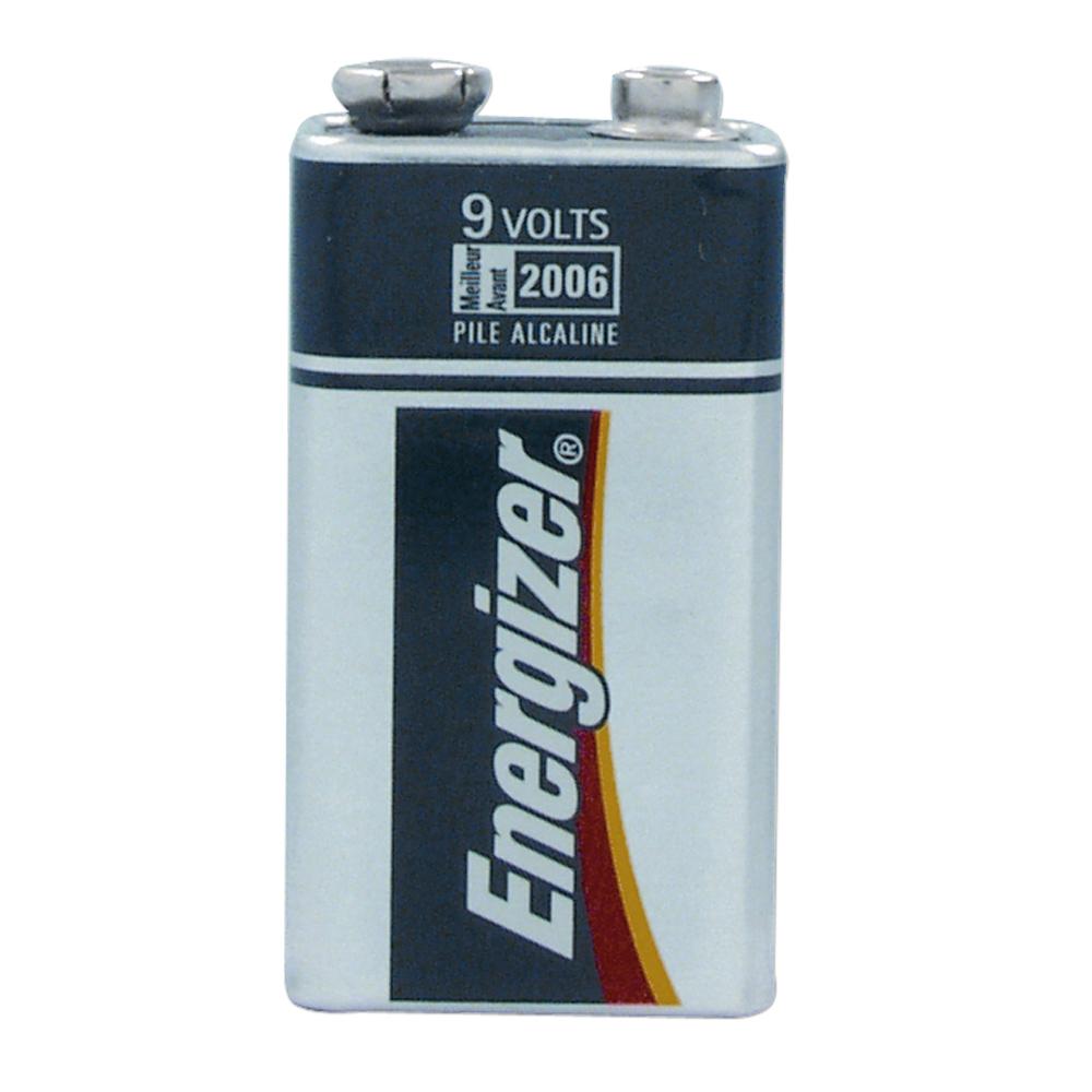 Batterie 9 V Block