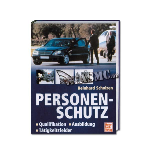Buch Personenschutz