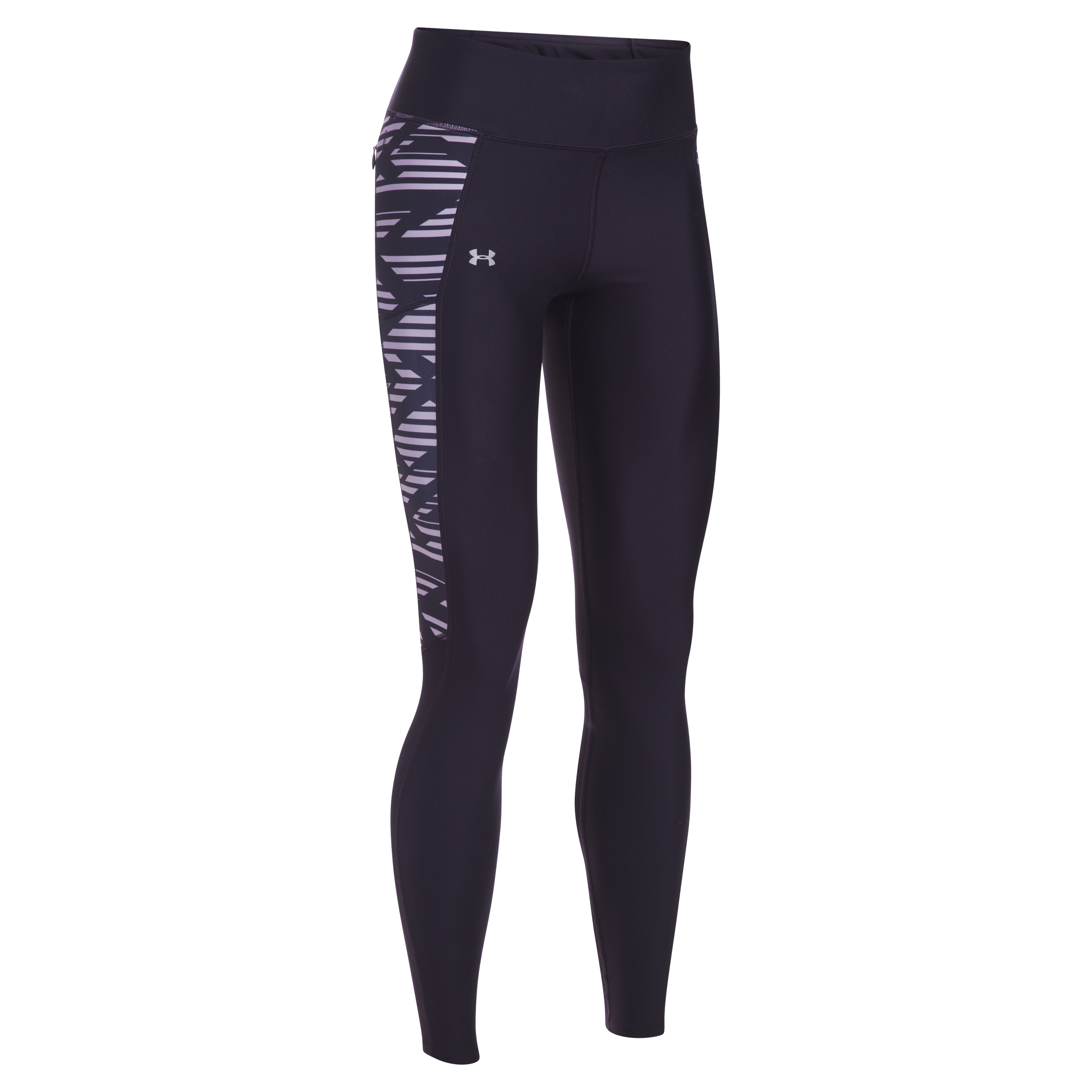 Under Armour Fitness Damen Fly By Leggings lila