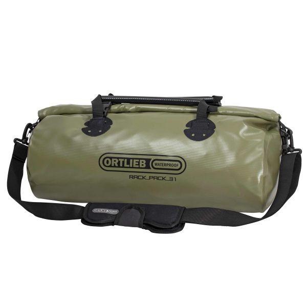Ortlieb Packsack Rack-Pack 31 Liter oliv