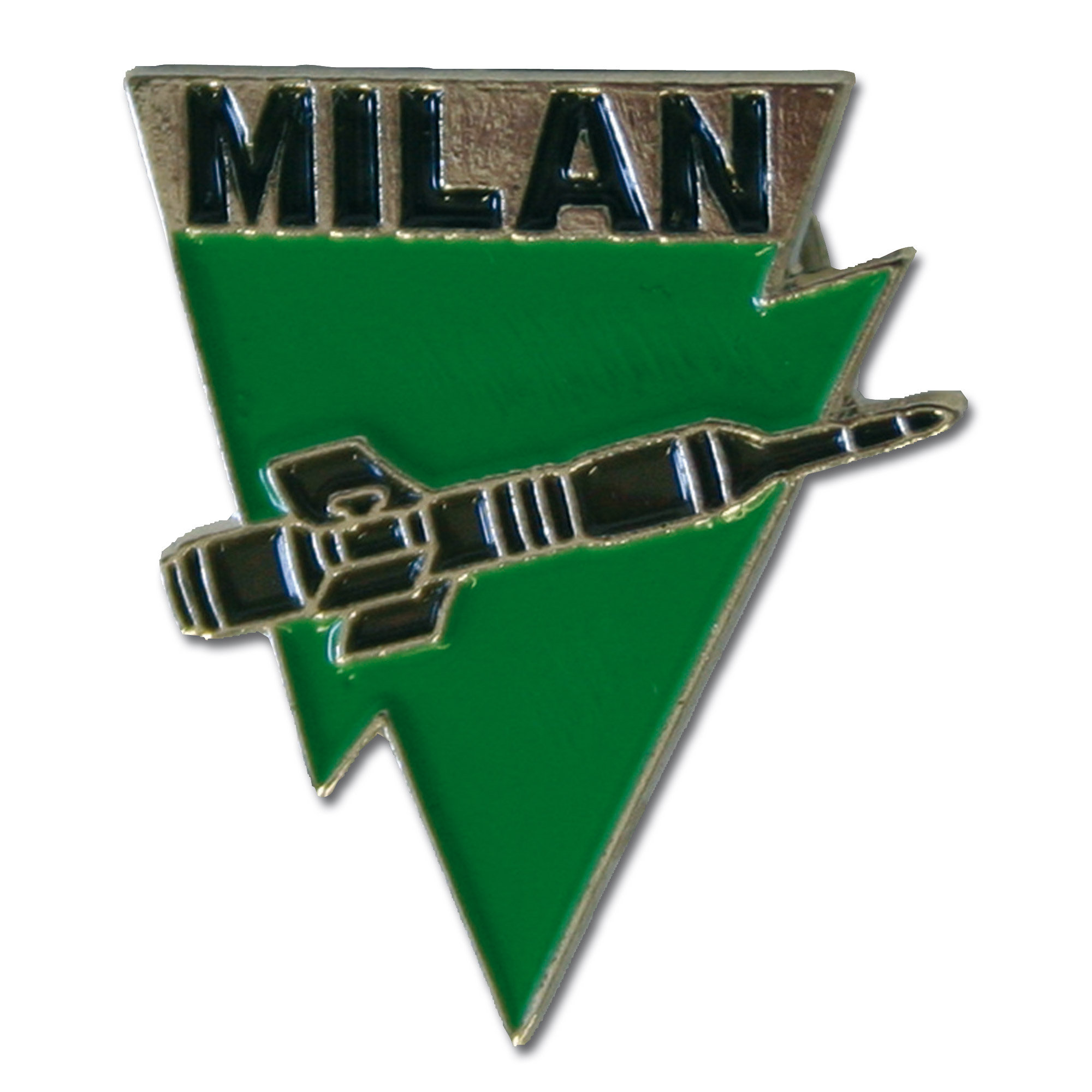 Pin Mini Metall Milan